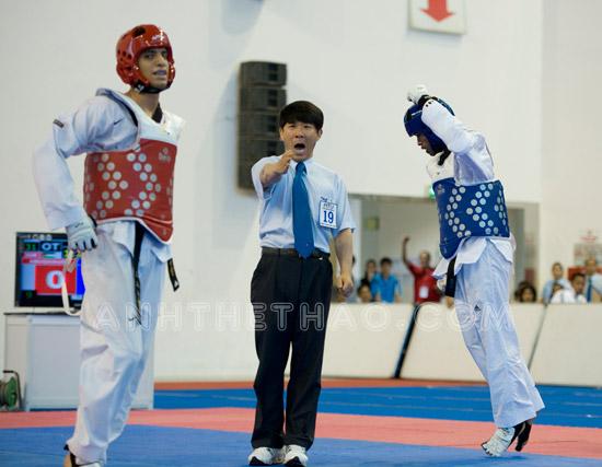 Taekwondo 2012