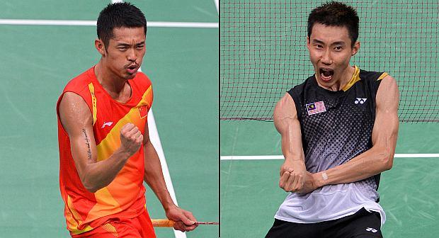Lee CHong Wei, Lin Dan