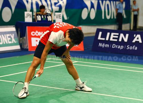 Takuma Ueda thất vọng khi Tiến Minh dành điểm thứ 11