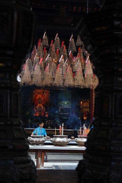 Bức ảnh đạt giải ba chủ đề những gì đẹp nhất của TP HCM của Trần Kim Phụng và công sức của cả nhóm