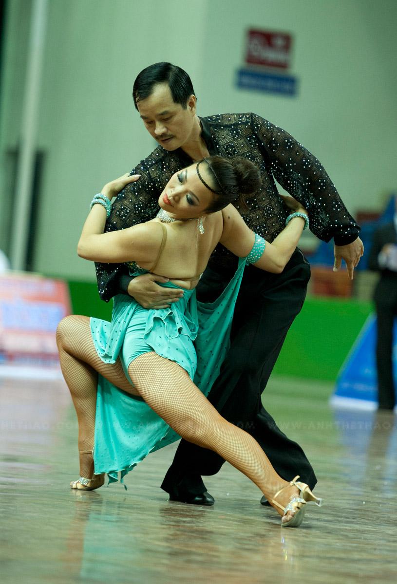 Dancesport - Vũ điệu gì đây?