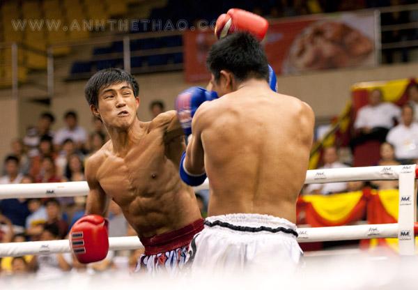 Võ sĩ Nguyễn Trần Duy Nhất - Thần tượng của tôi