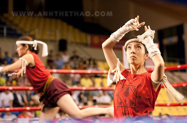 Vũ điệu Wai Kru trước khi thi đấu