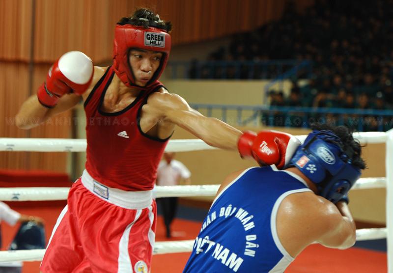 Võ sĩ boxing TP.HCM
