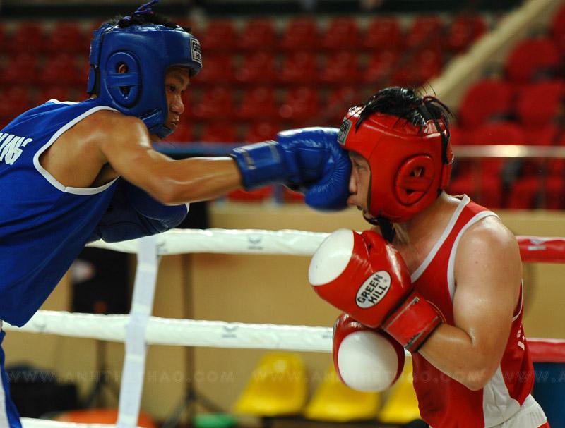 ảnh boxing