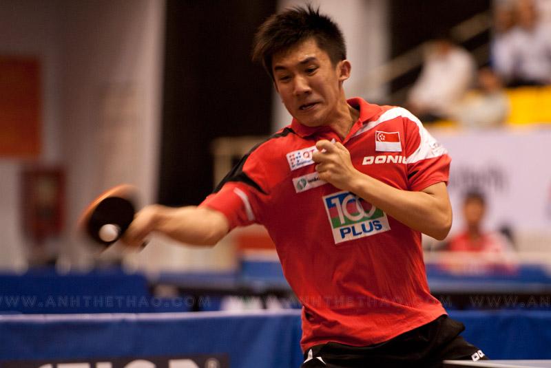 Tay vợt xuất sắc của Singapore