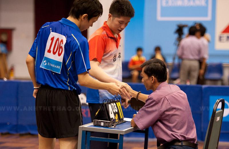 Lee Jin Kwon dành chiến thắng chung cuộc