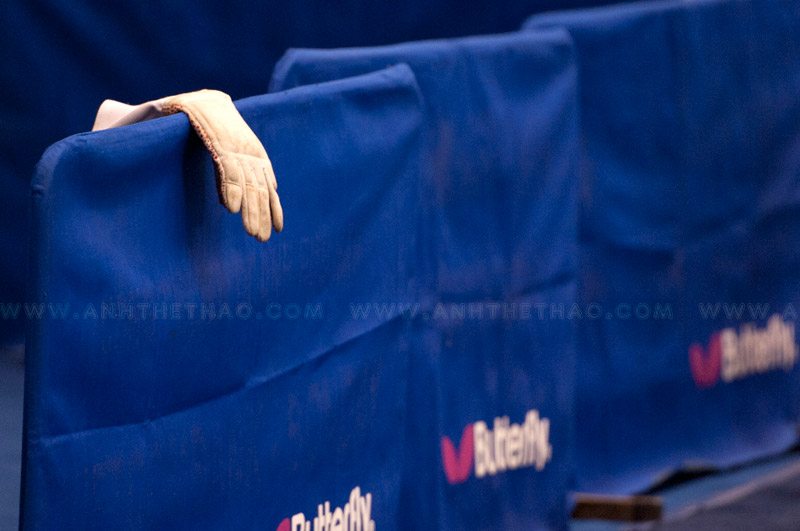 Găng tay thi đấu môn đấu kiếm