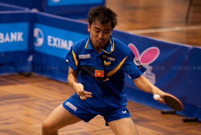 Tuấn Quỳnh - Tay vợt xuất sắc của VN