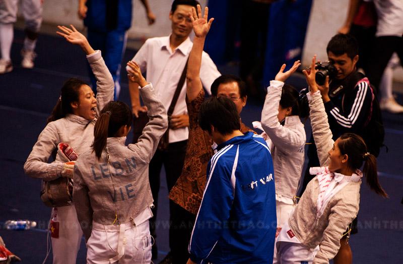 VN dành chiến thắng chung cuộc