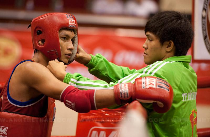 Nguyễn Trần Tự Do dành chiến thắng chung cuộc