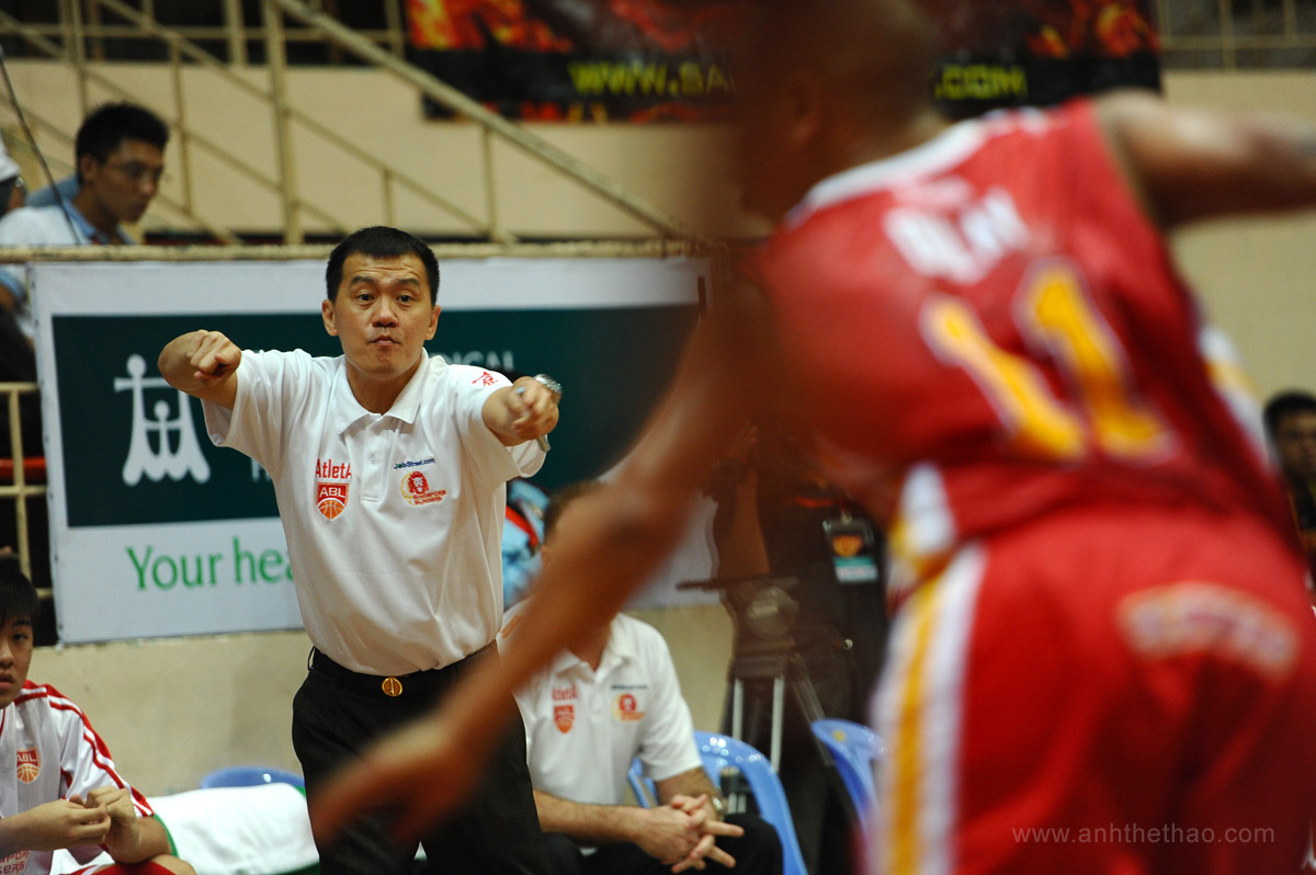 Huấn luyện viên điều hành cầu thủ