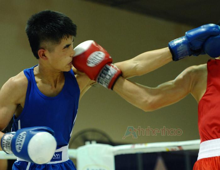 Boxing quân khu 7