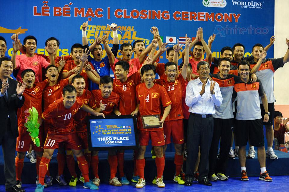 Việt Nam dành giải 3