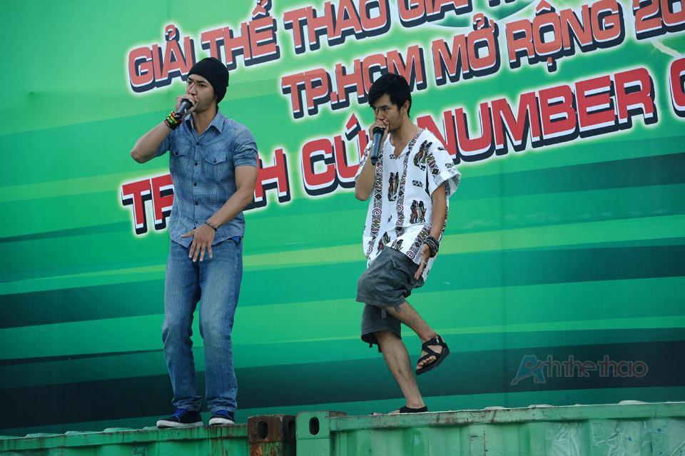 Biểu diễn Beatbox