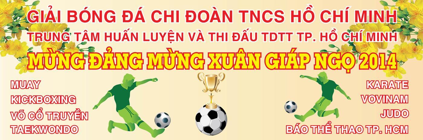 Giải bóng đá mừng Xuân Giáp Ngọ 2014