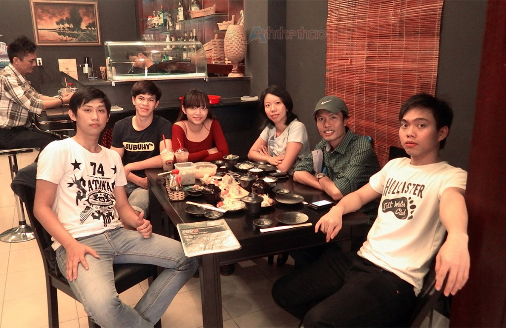 Ảnh Thể Thao cùng Ken Futsal Club