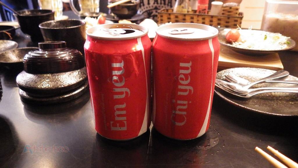 Này thì Coca Cola
