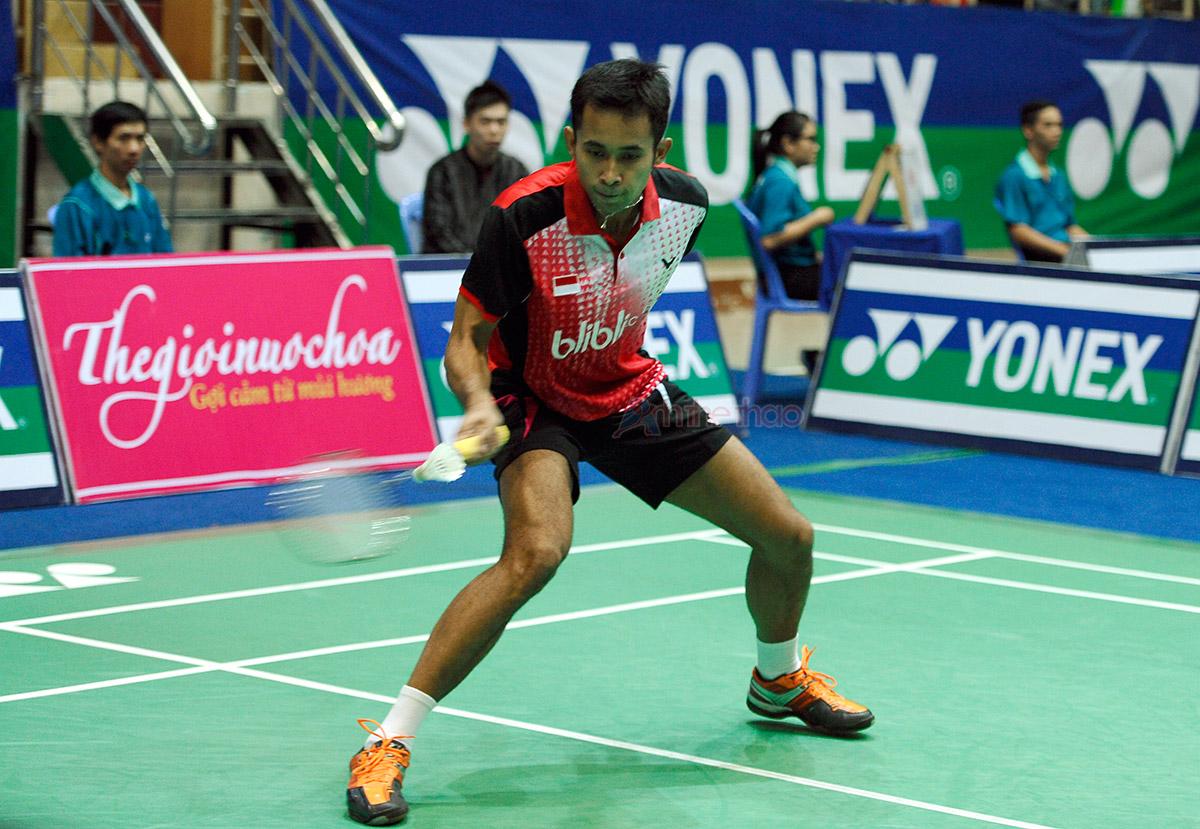 Tay vợt Indonesia - Dionysius Hayom Rumbaka