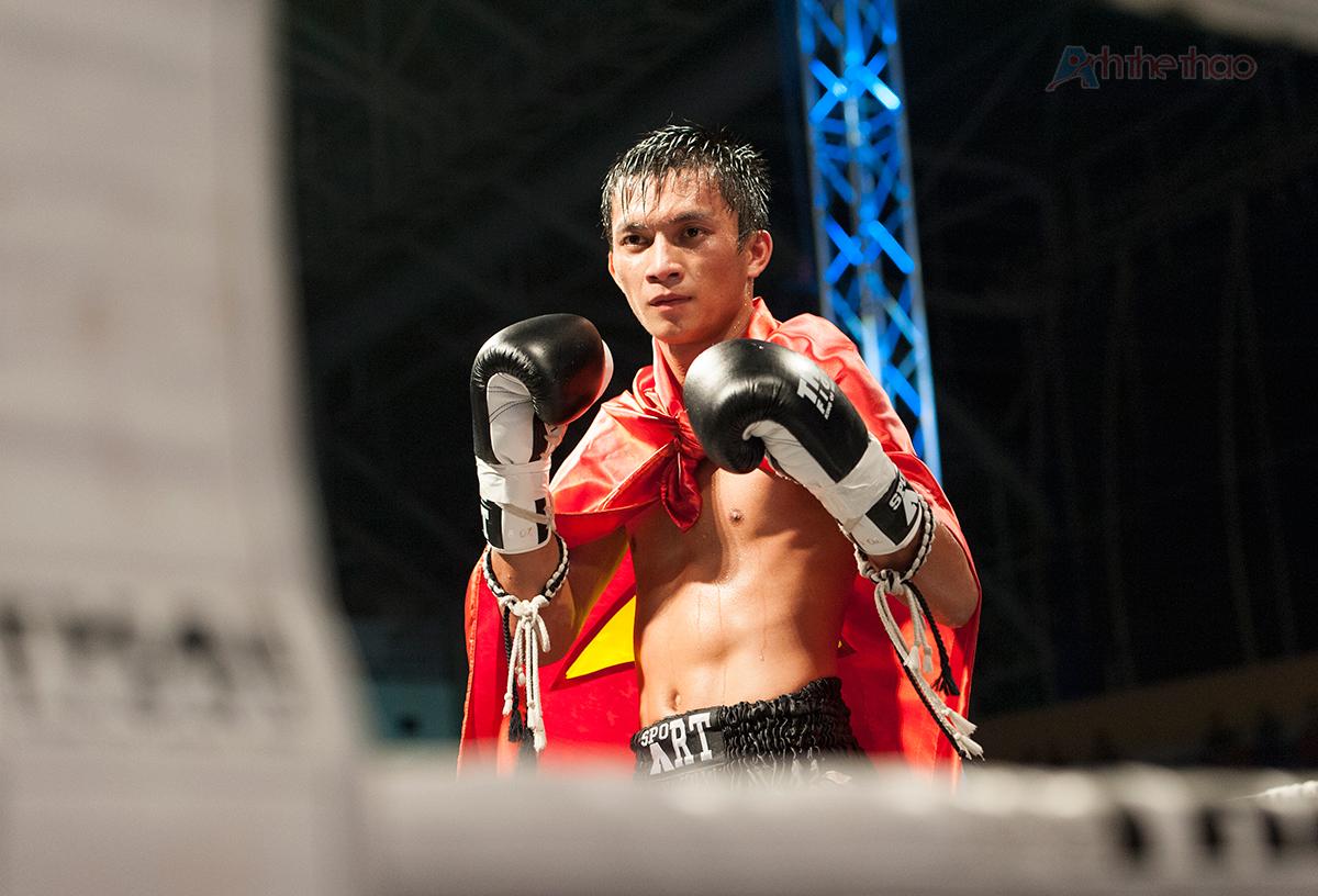 Võ sĩ Muay Nguyễn Phú Hiển