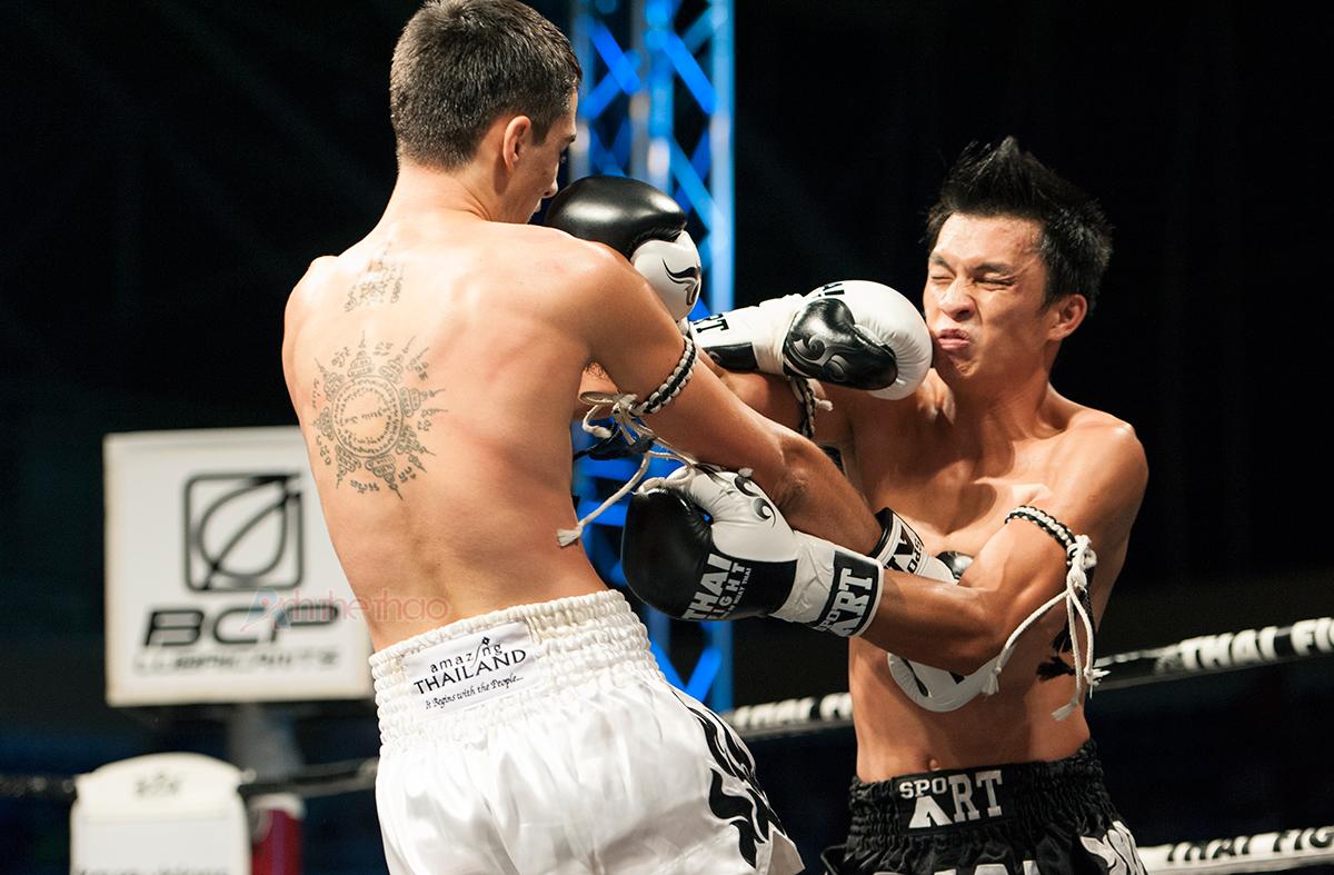 Nguyễn Phú Hiển vs Arkheem Lucchiari - Hai võ sĩ cân tài cân sức