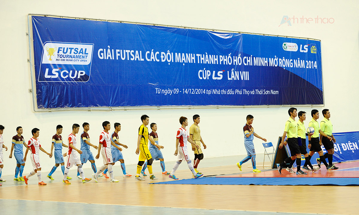 Bán kết LS Cup giữa Tân Hiệp Hưng và Hải Phương Nam