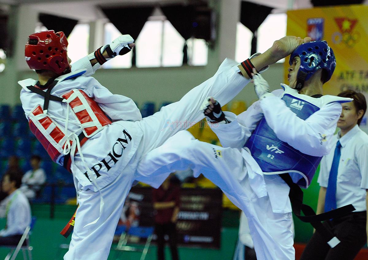 The 12th ATF Taekwondo Championships 2015
