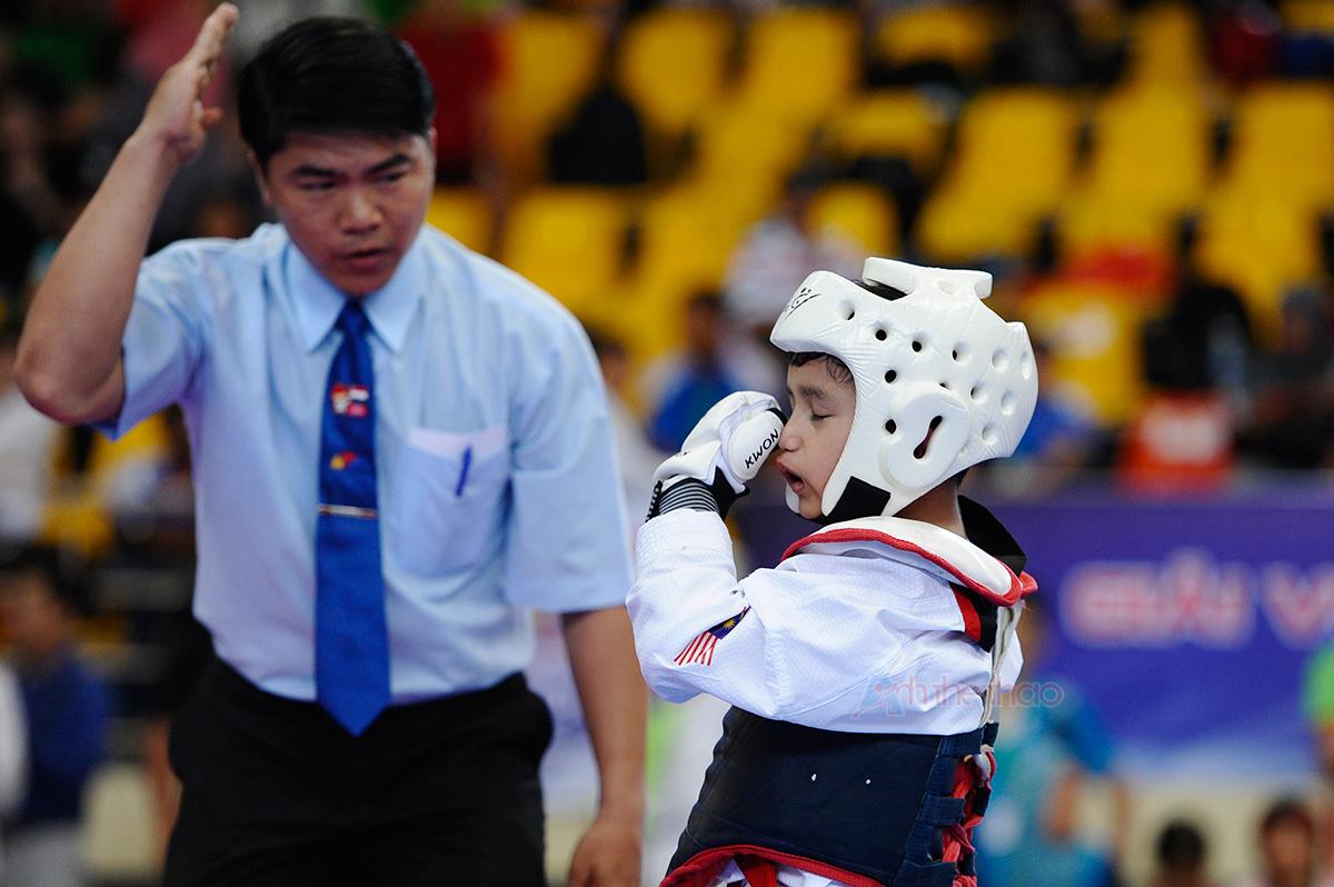 ICTO international clubs taekwondo minor