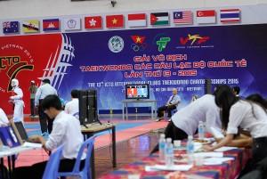 Taekwondo các Câu lạc bộ quốc tế lần thứ 13