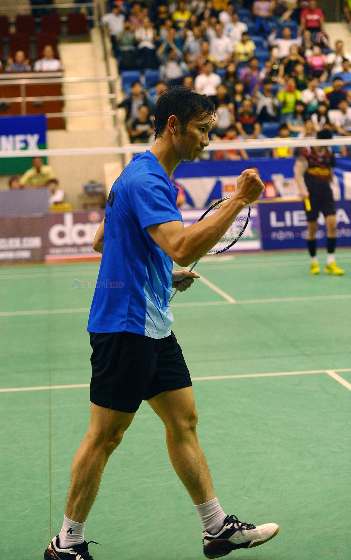 Niềm hy vọng số 1 Việt Nam đã thi đấu xuất sắc để giành chiến thắng chung cuộc