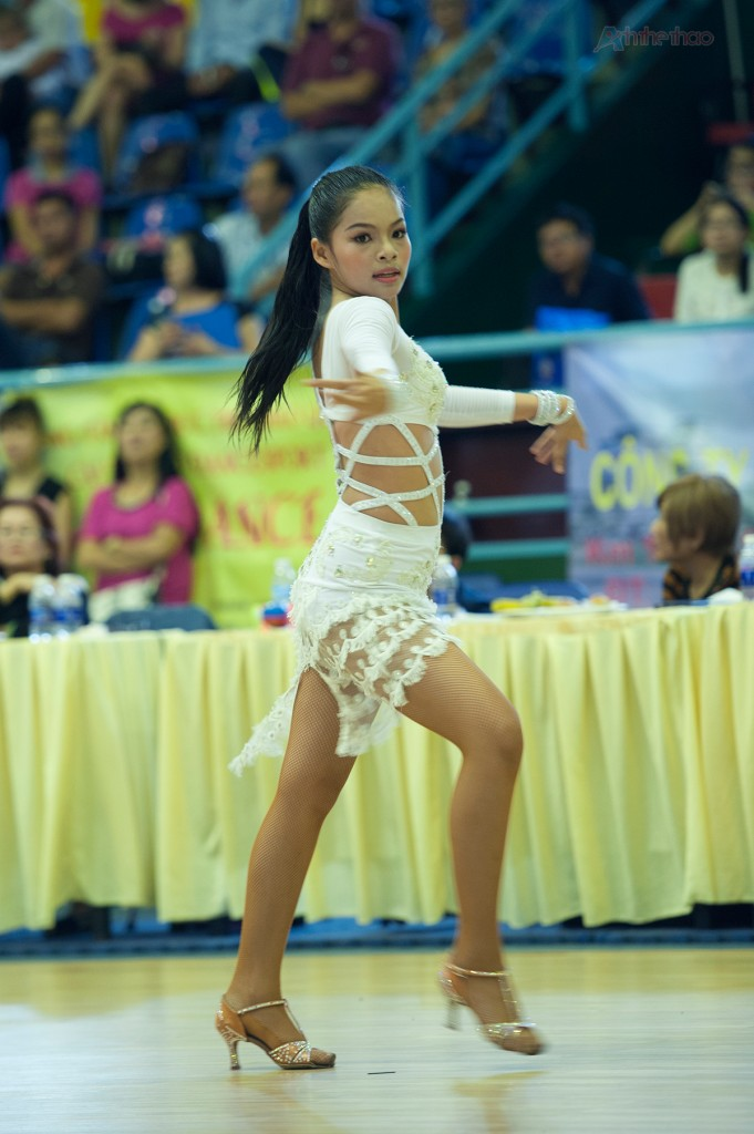 Phạm Anh Thư - Grace dance