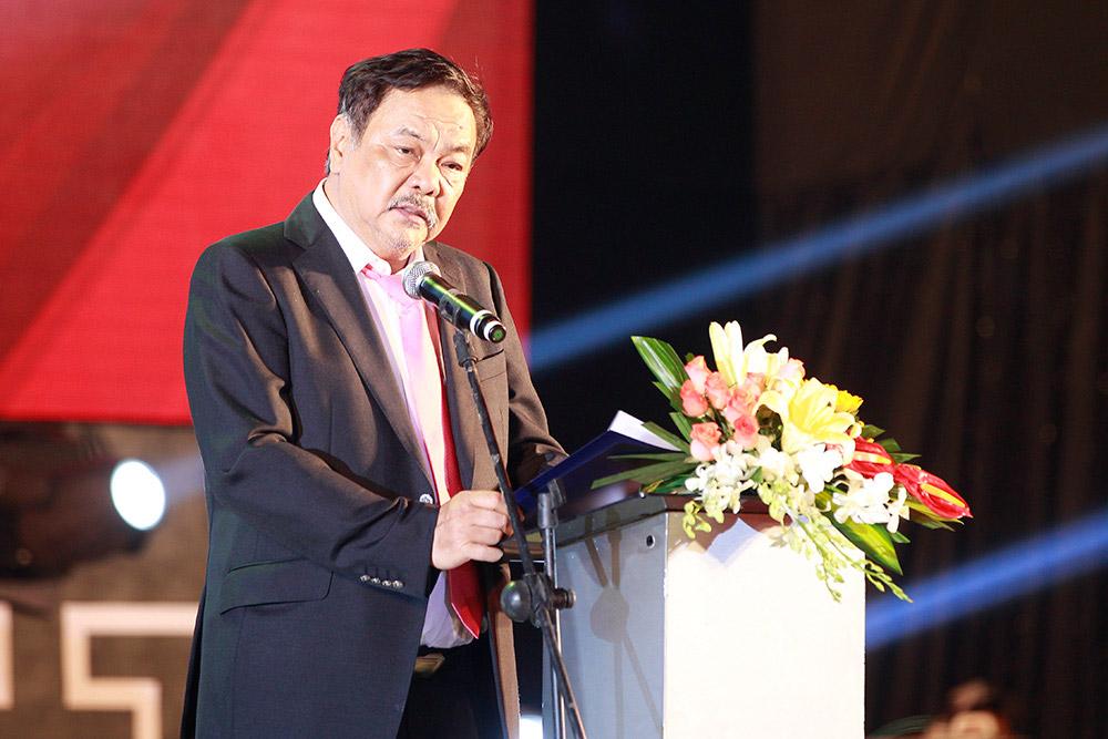 Ông Trần Quý Thanh - Tổng Giám đốc tập đoàn Number 1