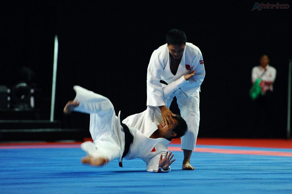 Judo - HCMC