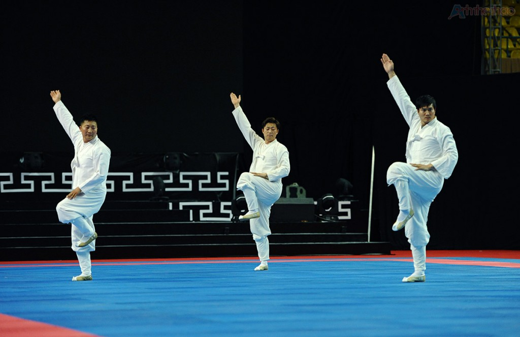 Taekkyon - Korean
