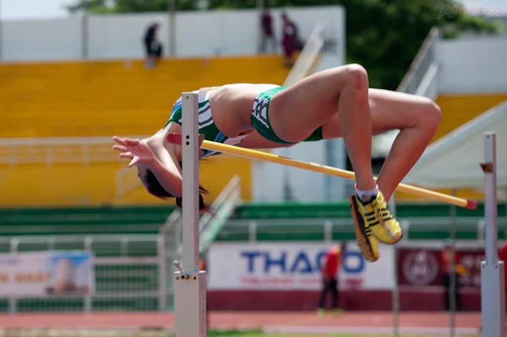 Yurkevskaya Aleksandra nhảy lần 1