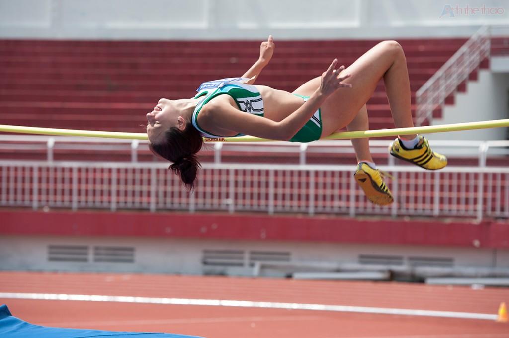 Yurkevskaya Aleksandra nhảy lần 2