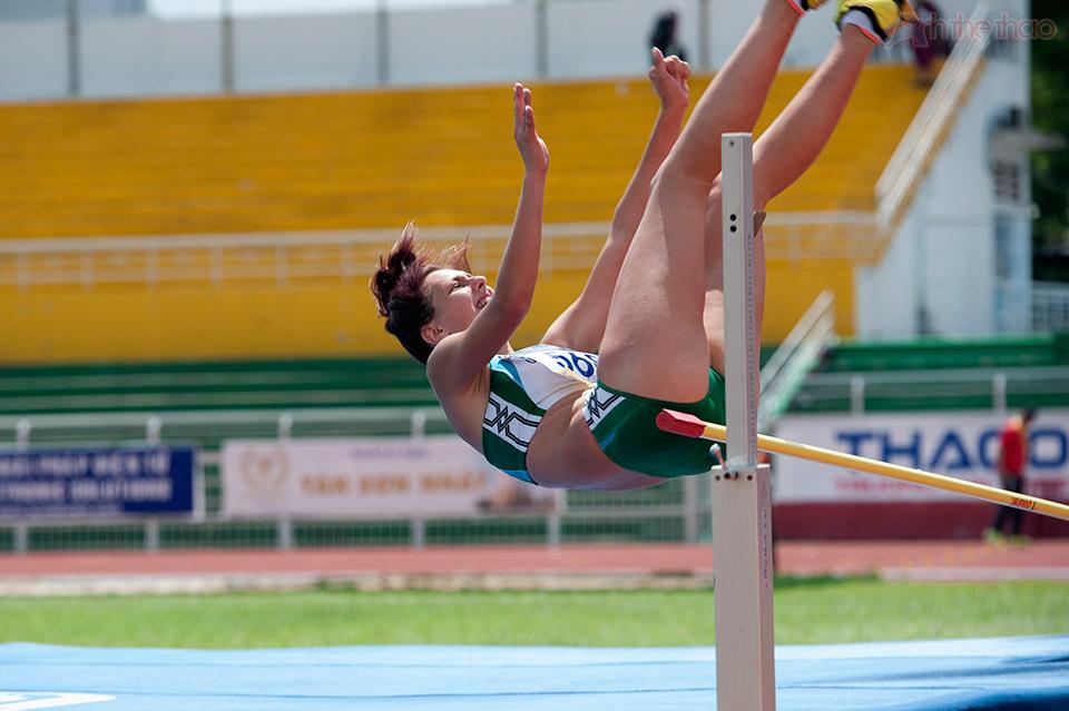 Yurkevskaya Aleksandra nhảy lần 3