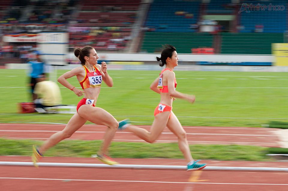 Chung kết 800m