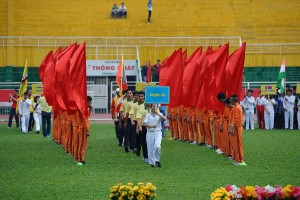 ễ khai mạc Giải vô địch điền kinh trẻ Châu Á lần thứ 17 – 2016