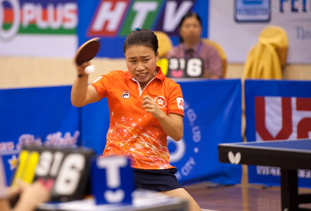 Ứng viên số 1 Hồng Kông Ng Wing Nam