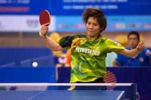 Zhao Lin lĩnh ấn tiên phong, giành chiến thắng 3-0 trước Zhu Chengzhu