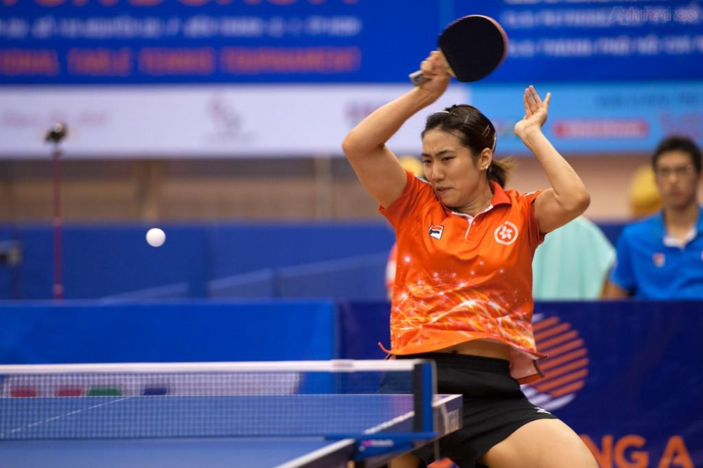 Tay vợt Hongkong