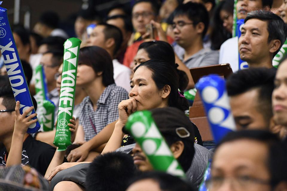 Người hâm mộ lo lắng khi Trang liên tục bị dẫn điểm