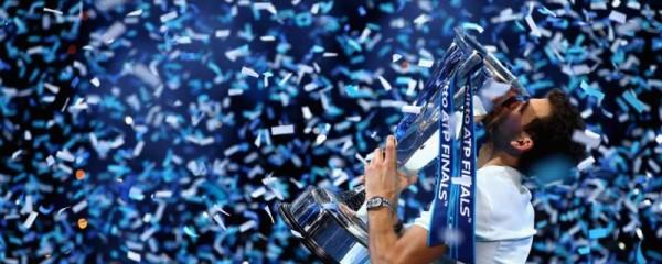 Dimotrov đăng quang ATP World Tour 2017