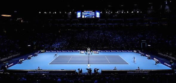 Sân vận động tổ chức ATP World Tour Finals ở London