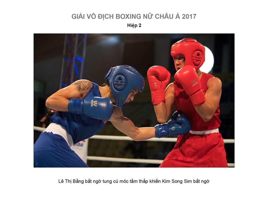 le-thi-bang-kim-song-sim-women-boxing-semi-finals-2017-12