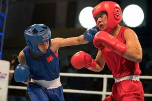 le-thi-bang-kim-song-sim-women-boxing-semi-finals-2017