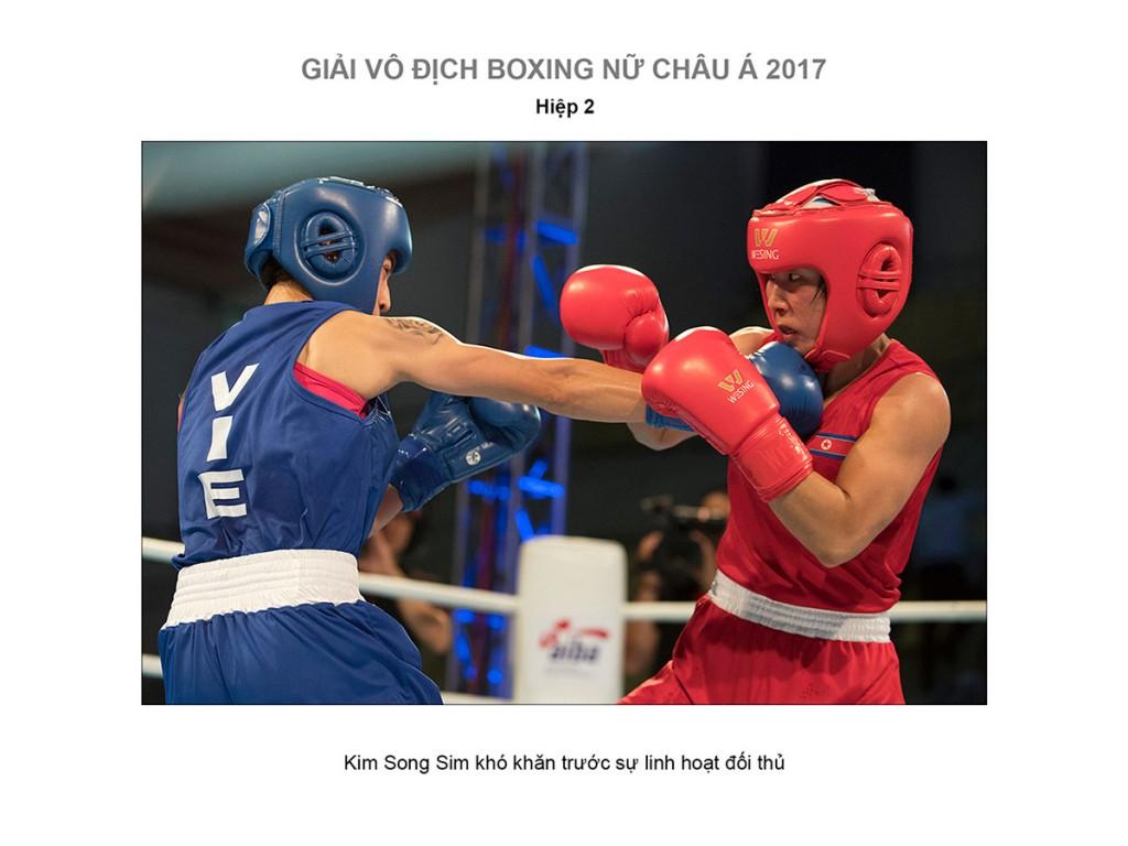 le-thi-bang-kim-song-sim-women-boxing-semi-finals-2017-8