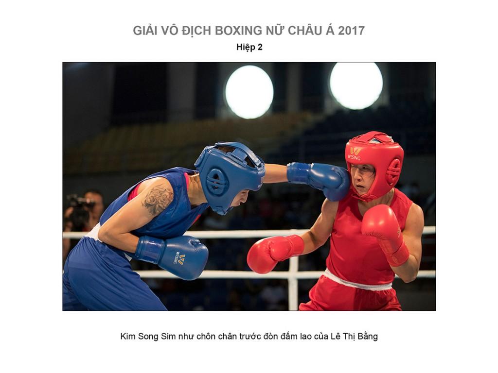 le-thi-bang-kim-song-sim-women-boxing-semi-finals-2017-9
