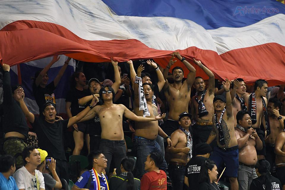 Chiến thắng quyết định này đã làm ức lòng các cổ động viên Thái